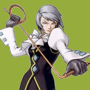 Franziska Von Karma in Ace Attorney (2017)