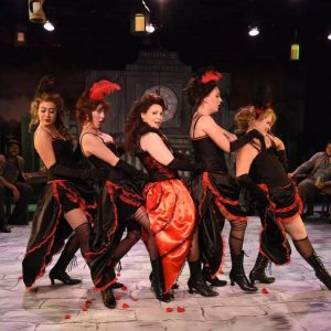 Jekyll and Hyde at ONSTAGE in Bedford: Far Right