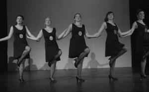 Senior Showcase at Anderson University: Center Dancer